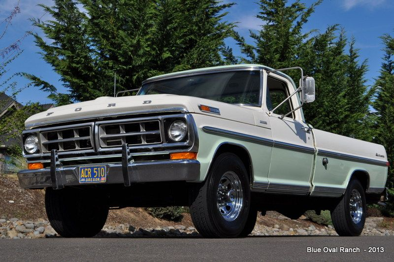 1971 ford truck Google Search Ford trucks, Ford truck