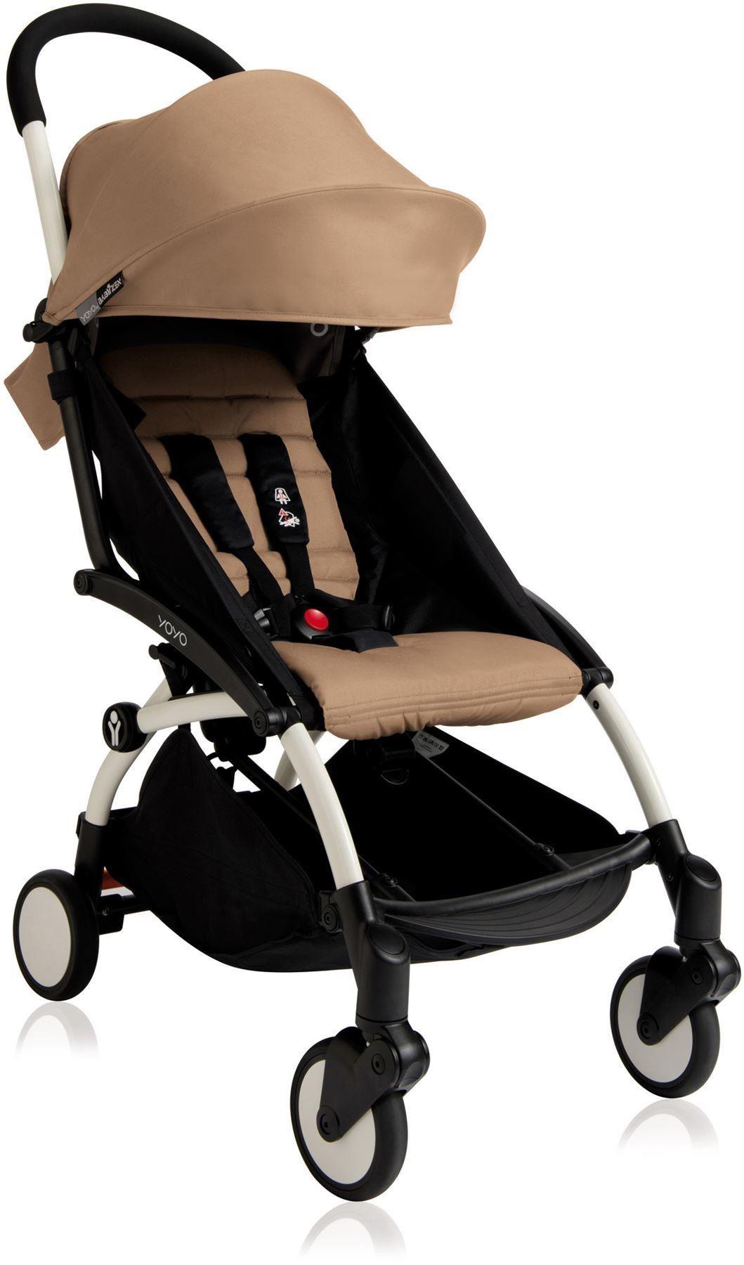 21+ Babyzen yoyo car seat adaptor info