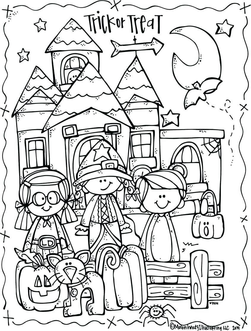 Halloween Coloring Pages Online Blakewang Me Halloween Kleurplaten Herfst Halloween