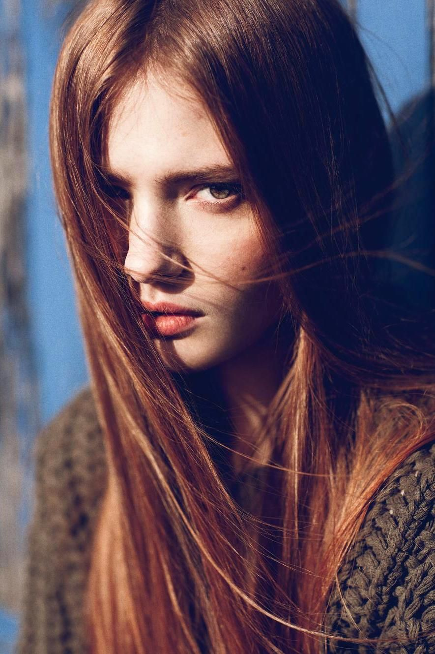 Helena McKelvie Wow hair products, Portrait photography
