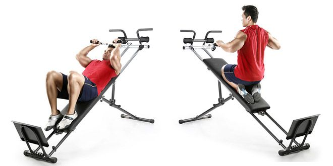 Weider Total Body Works 5000 Gym Review Best Home Gym Gym Total Gym Workouts At Home Gym