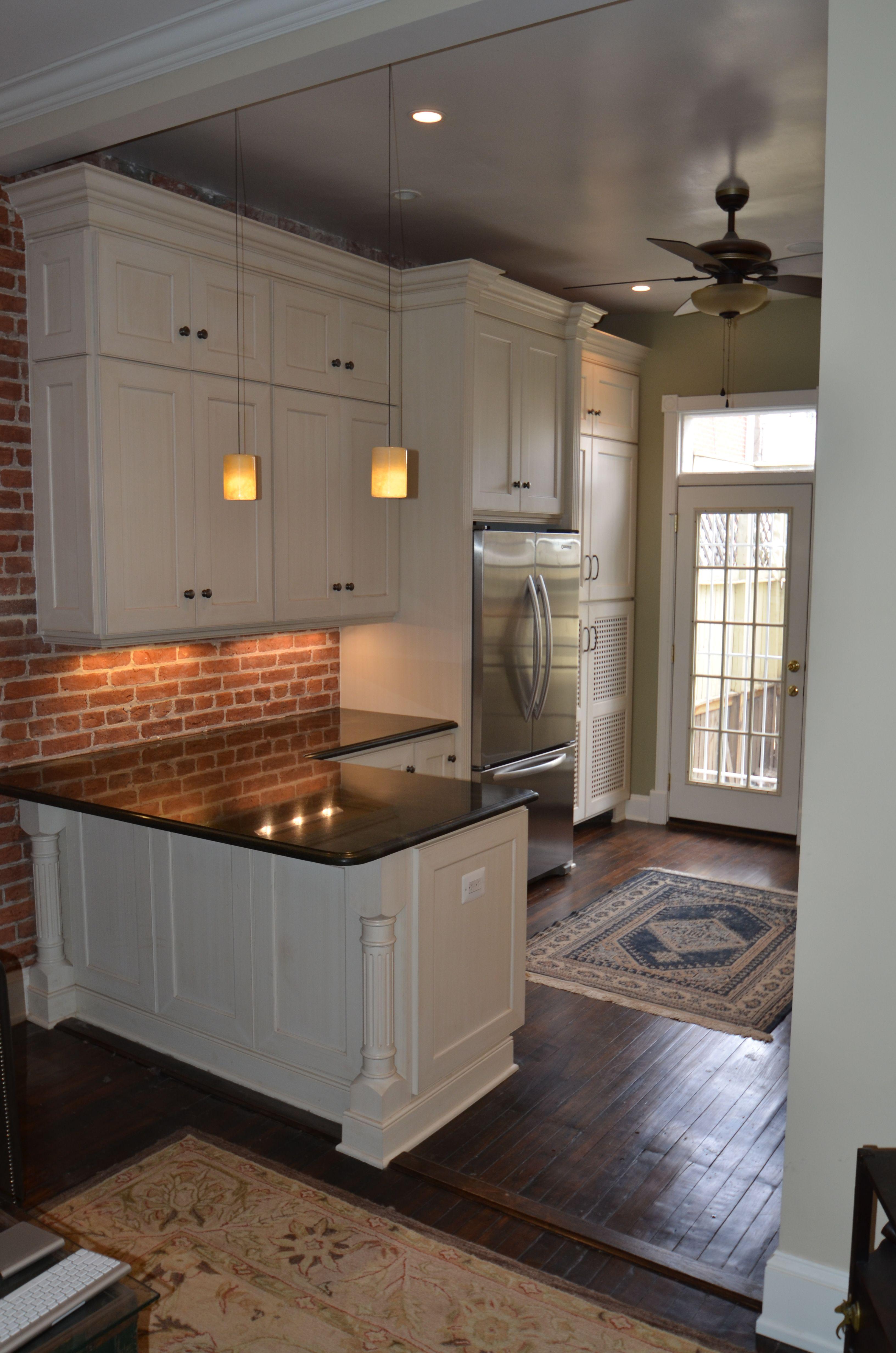 DC Rowhouse Kitchen design, Kitchen design