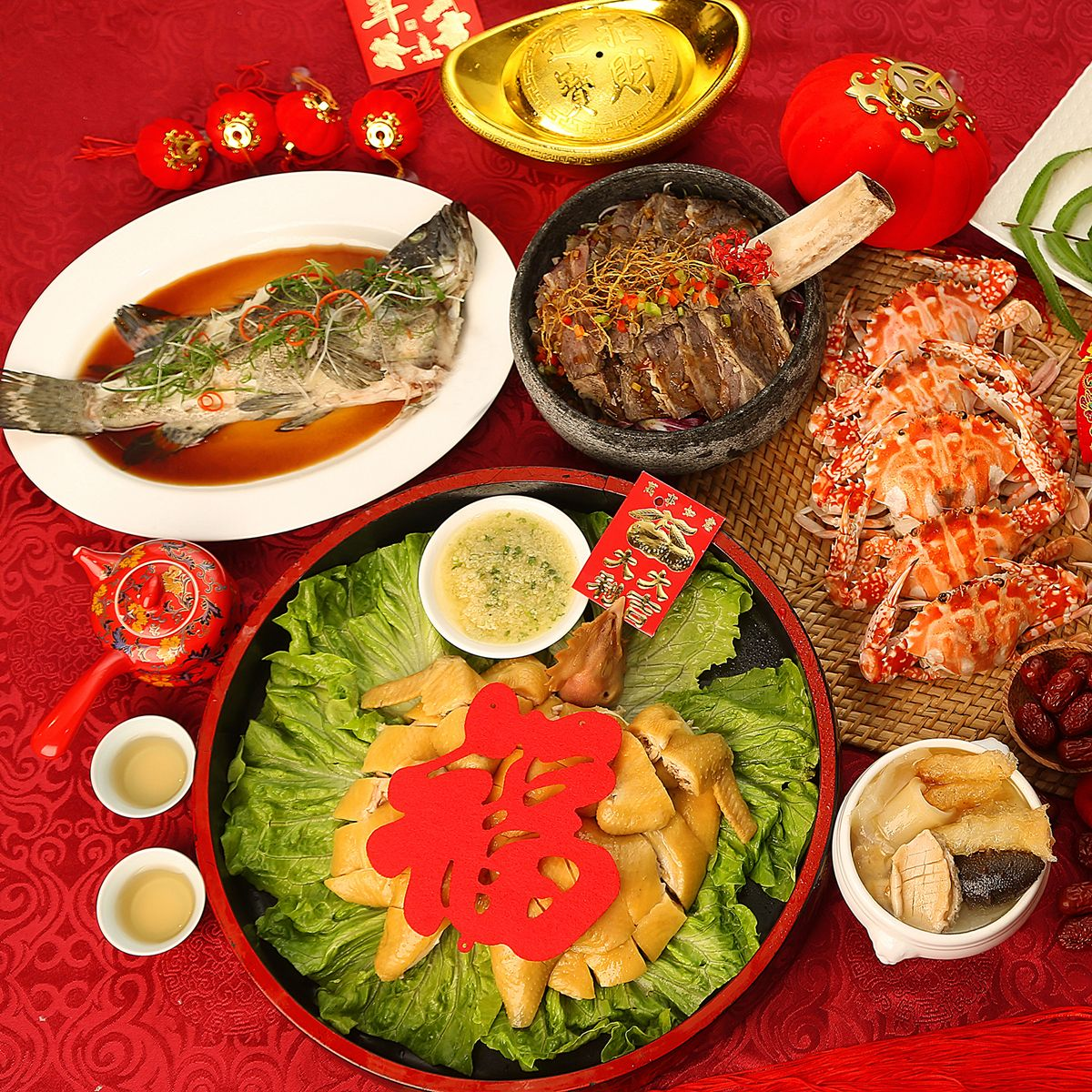 Sanya, China Indulge in a Chinesestyle meal and enjoy