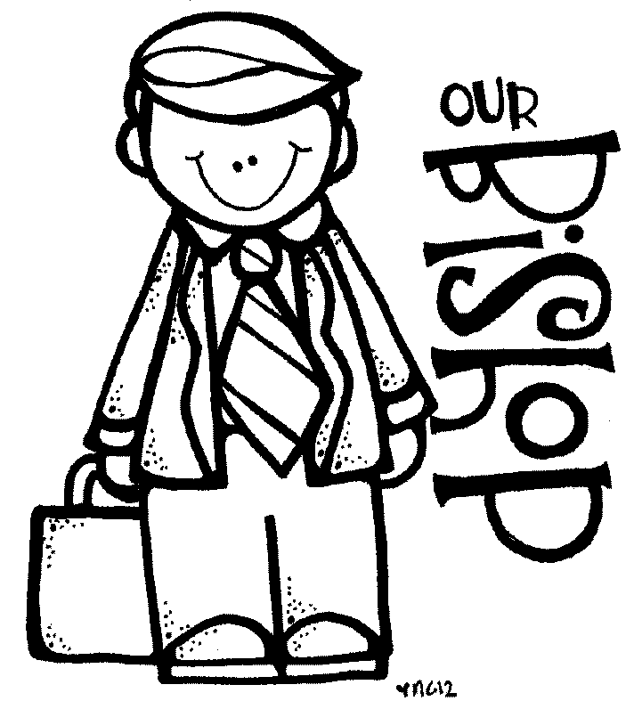 Melonheadz LDS illustrating: Our Bishop | Priesthood | Lds ...