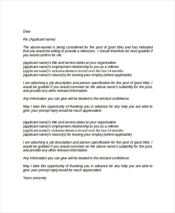 Professional Reference Letter Check more at   cleverhippoorg - professional reference