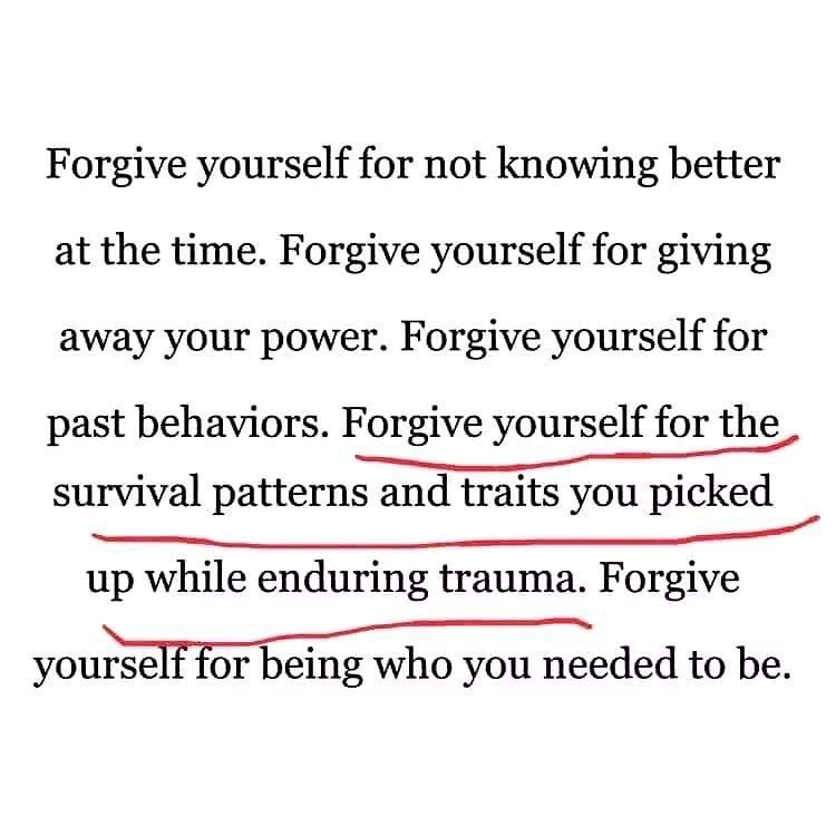 """Live • Life • Happy on Instagram: """"Forgive Yourself {release the weight of the mistakes of your past. you've grown and are wiser today. allow yourself to be free.}…"""""""