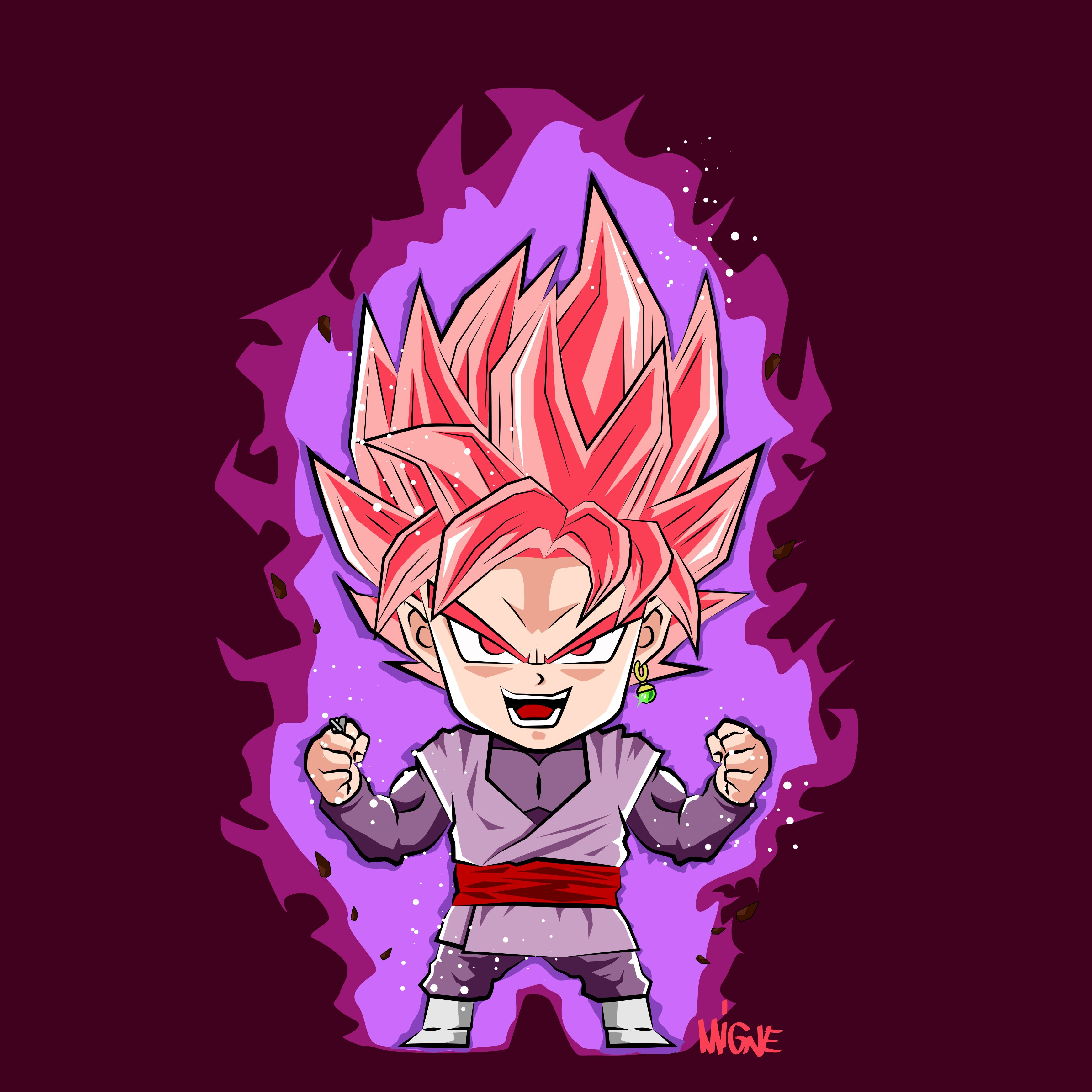 DragonBall Fanart Chibi collection Dragon ball art