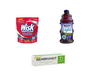 New Coupons: Welchs, Wisk, Rembrandt + More!