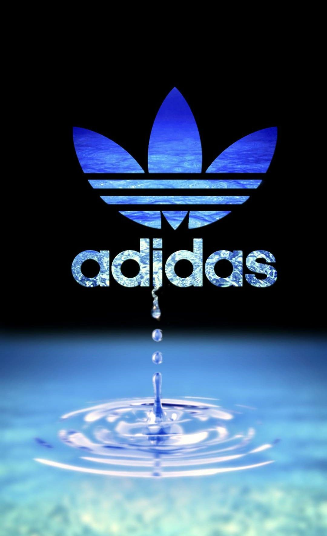 Ficticio Equipo de juegos Edición  Adidas Water drop | Adidas iphone wallpaper, Adidas wallpapers, Adidas logo  wallpapers