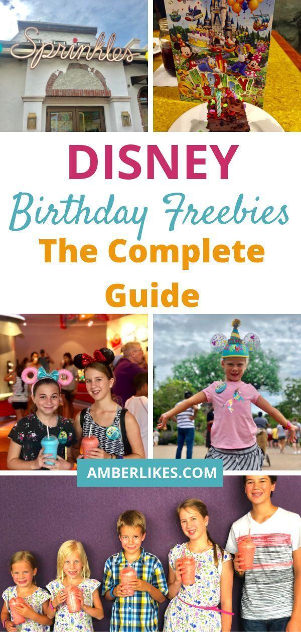 Was Konnen Sie An Ihrem Geburtstag In Disney World Kostenlos