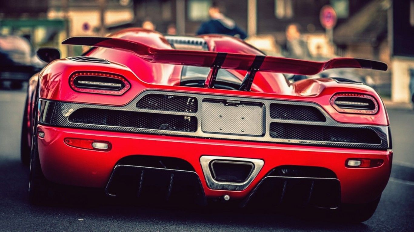 Koenigsegg Agera R Need For Speed Most Wanted | Koenigsegg