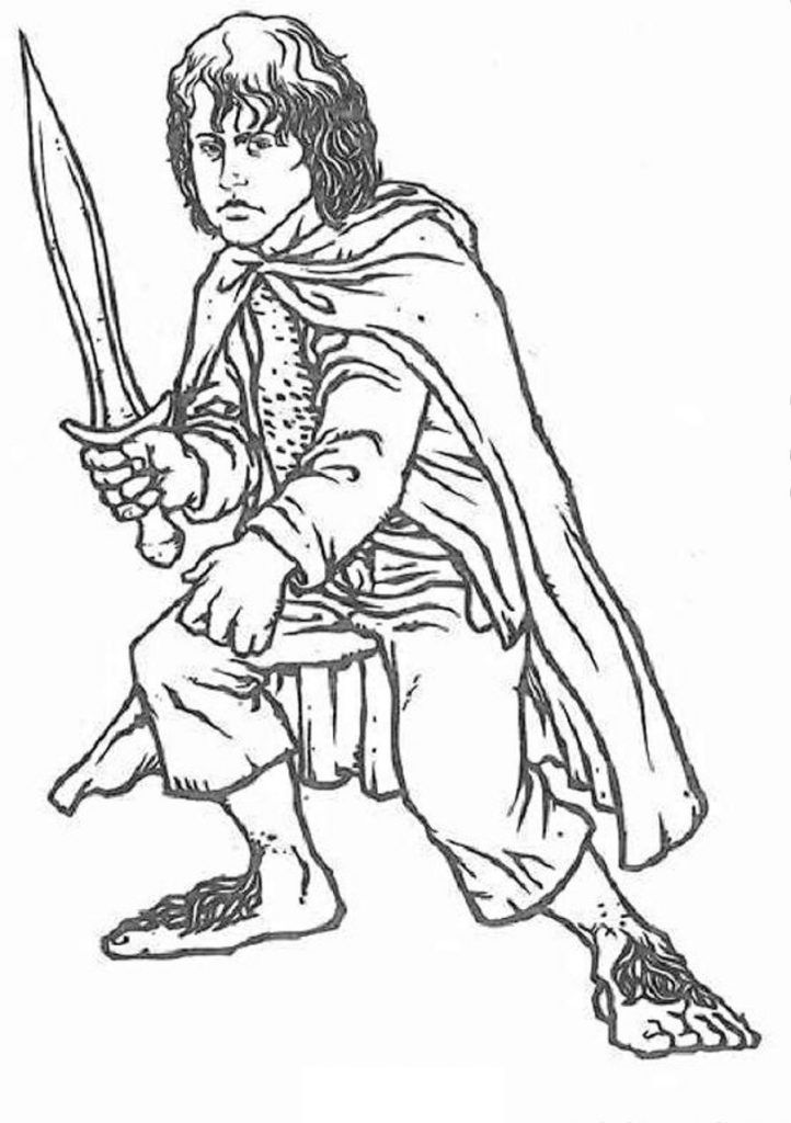Free Printable Lord Of The Rings Coloring Pages For Kids Coloring Pages Animal Kingdom Colouring Book Cool Coloring Pages