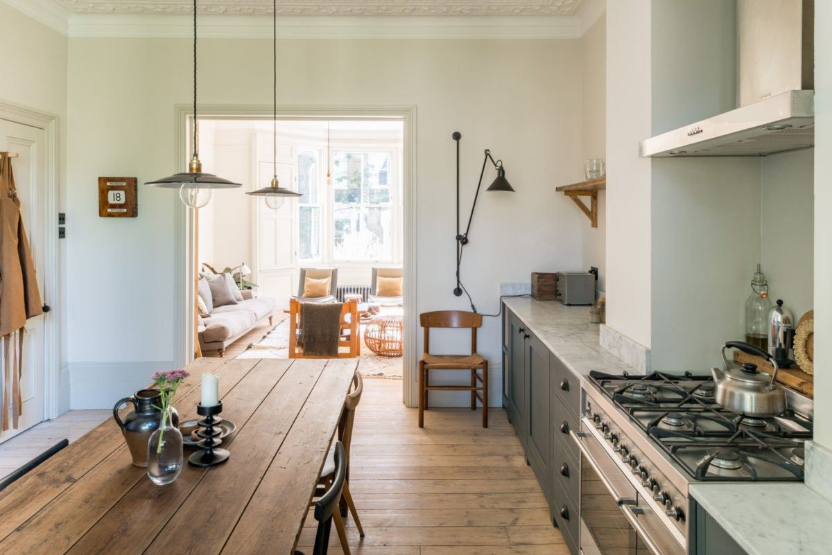 English Translation A Compact Victorian Gets An Eclectic But Cohesive Makeover Remodelista Victorian Terrace House Terrace House Victorian Terrace