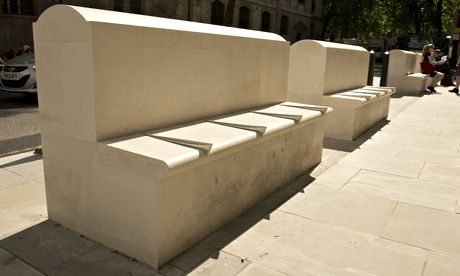 Anti Homeless Spikes Are Part Of A Wider Phenomenon Of Hostile Architecture Whatever The Authorities Want To Do Architecture Homeless Outdoor Furniture Sets