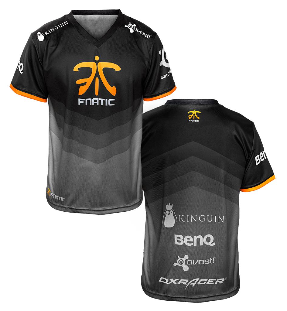Fnatic Player T-Shirt 2015