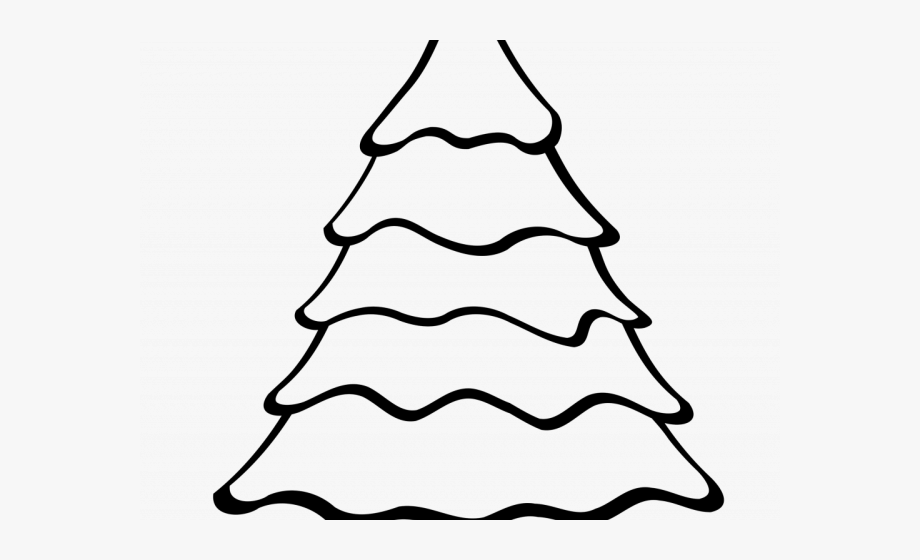 63+ Christmas Tree Drawing Outline For Kids in 2020 | Tree ...