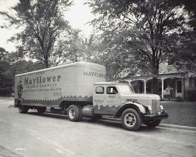 Mayflower Love Semi Trucks Pinterest Biggest Truck