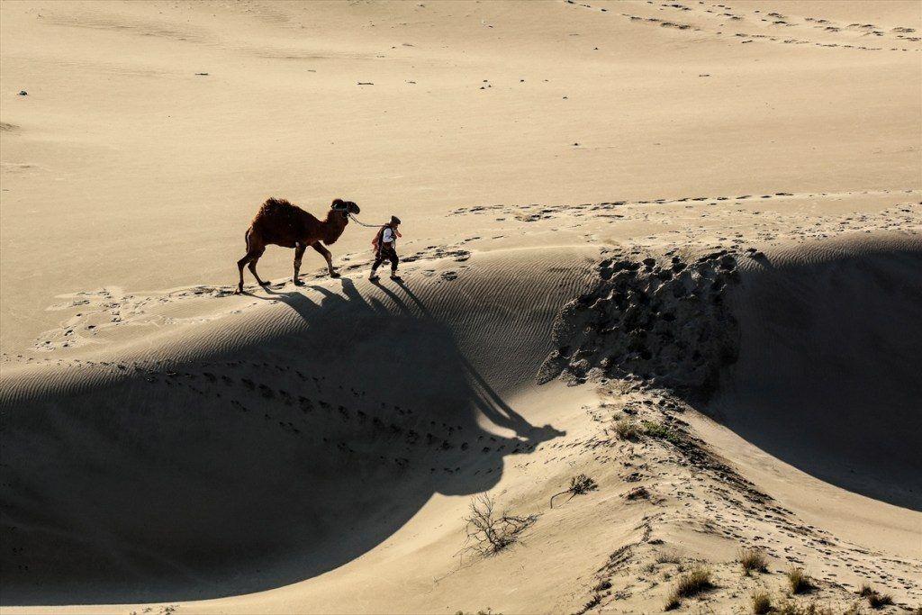 ساحل باتارا في أنطاليا لعشاق الرمال والسفاري