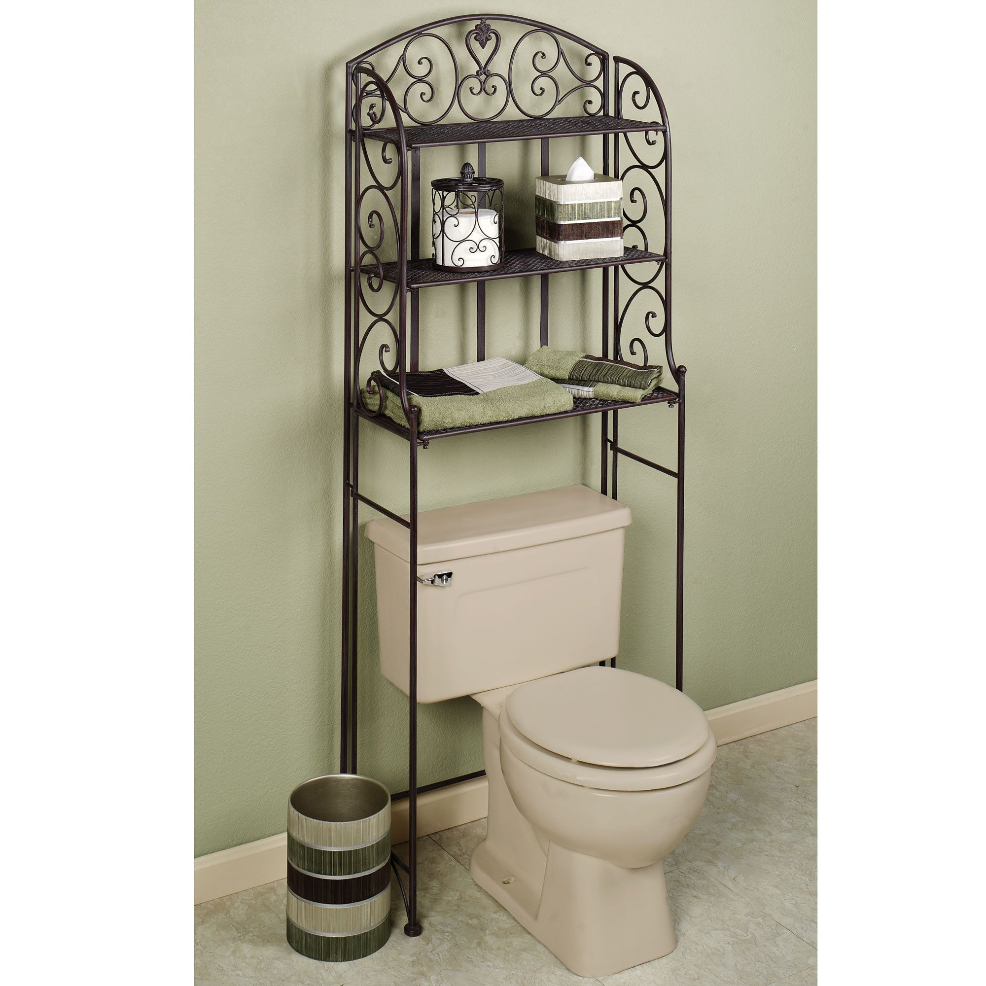 Aldabella Tuscan Slate Bathroom Space Saver