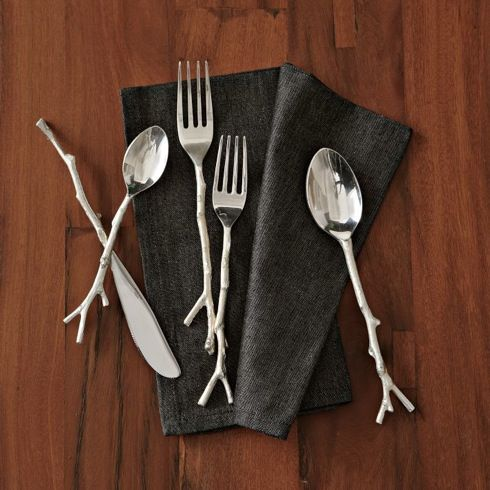 枝のスプーン。 Twig Flatware Sets | Flatware, Dining and Interiors