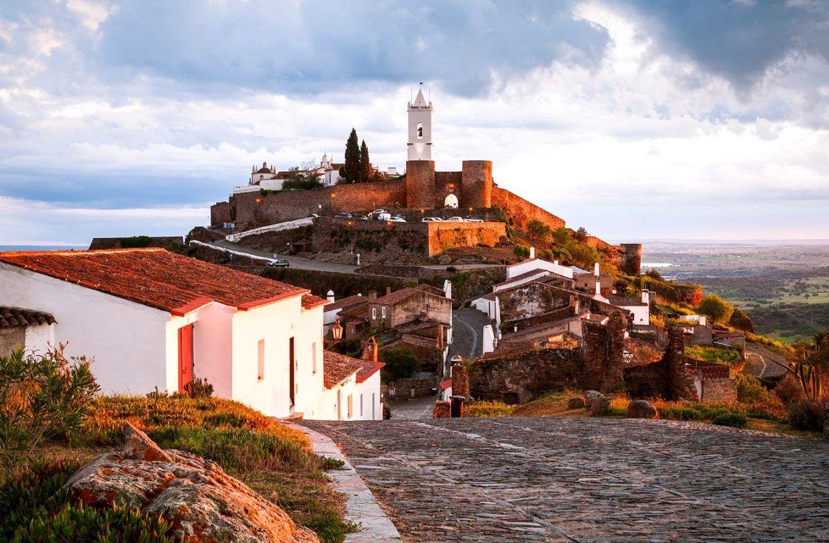 Provavelmente A Vila Mais Bonita De Portugal Com Imagens