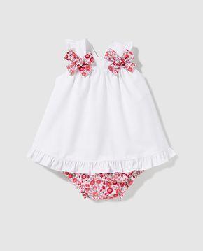 ae5e199f7 Compra Reloj de mujer Hello Darling Swatch en El Corte Ingles. Vestido de bebé  niña Dulces ...