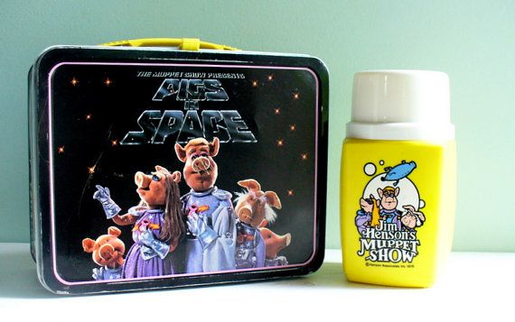 Pigs in Space Lunchbox