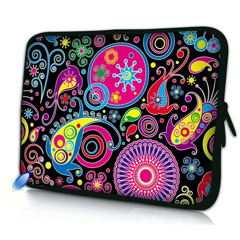 "15/"" 15.6/"" Neoprene Netbook Laptop Soft Bag Sleeve Case Pouch Cover"