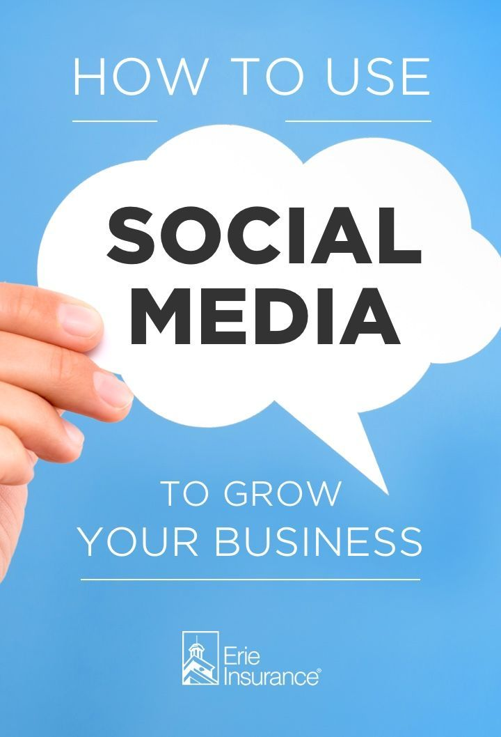 7 Steps For Using Social Media To Grow Your Business Think