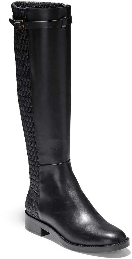 dccc2248d89 Cole Haan Lexi Grand Knee High Stretch Boot | Products in 2019 | How ...