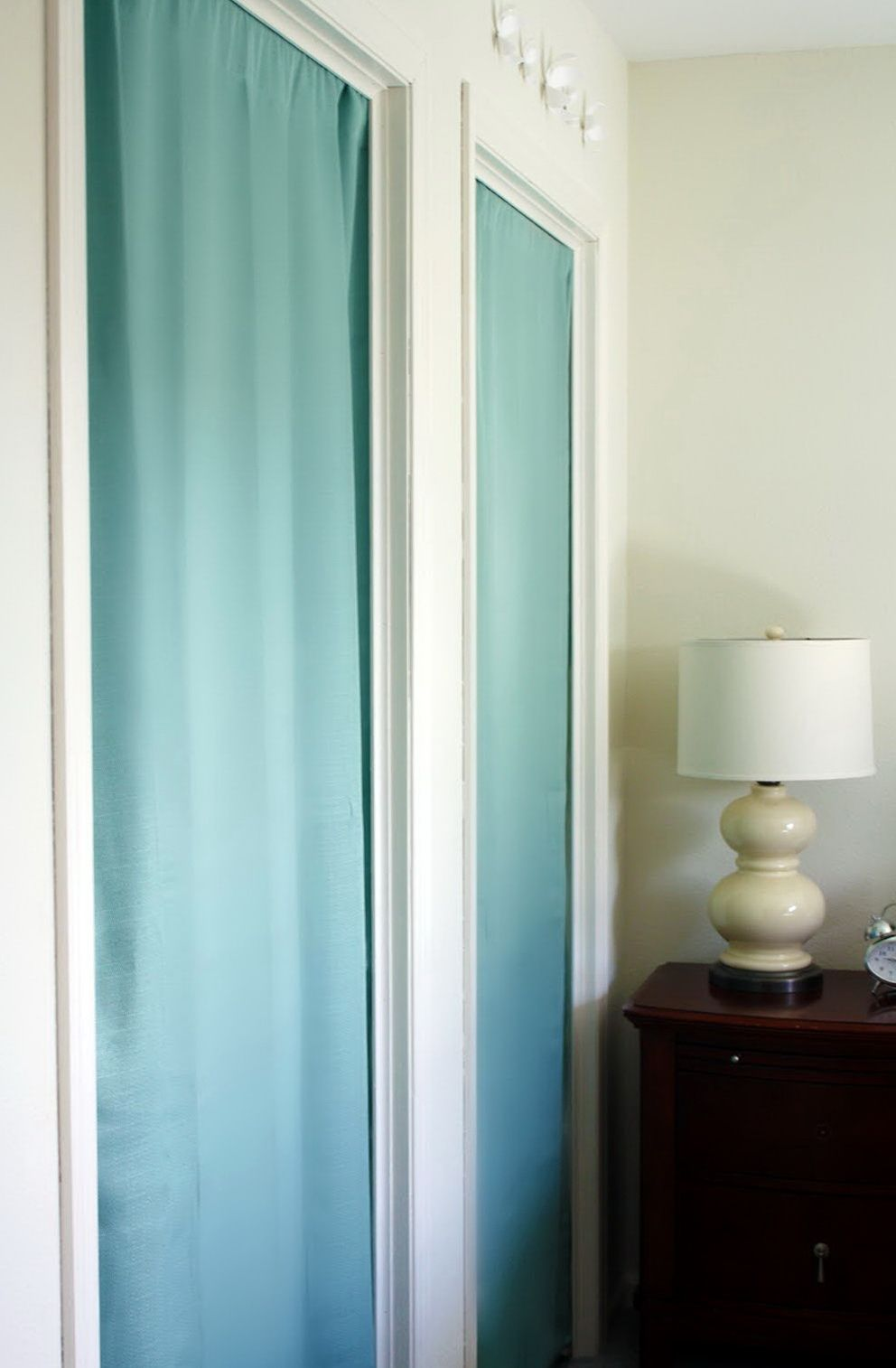 Best Closet Door Ideas To Spruce Up Your Room Replacing Closet Doors Diy Home Decor Bedroom Girl Closet Curtains