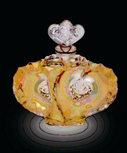#Lalique #perfume #bottle ~ This could possibly be my favorite of them all ~GORGEOUS!!!