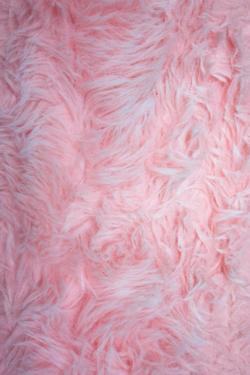 Pink Fuzzy Rug Fluffy Rug Pink Rug Patterned Carpet