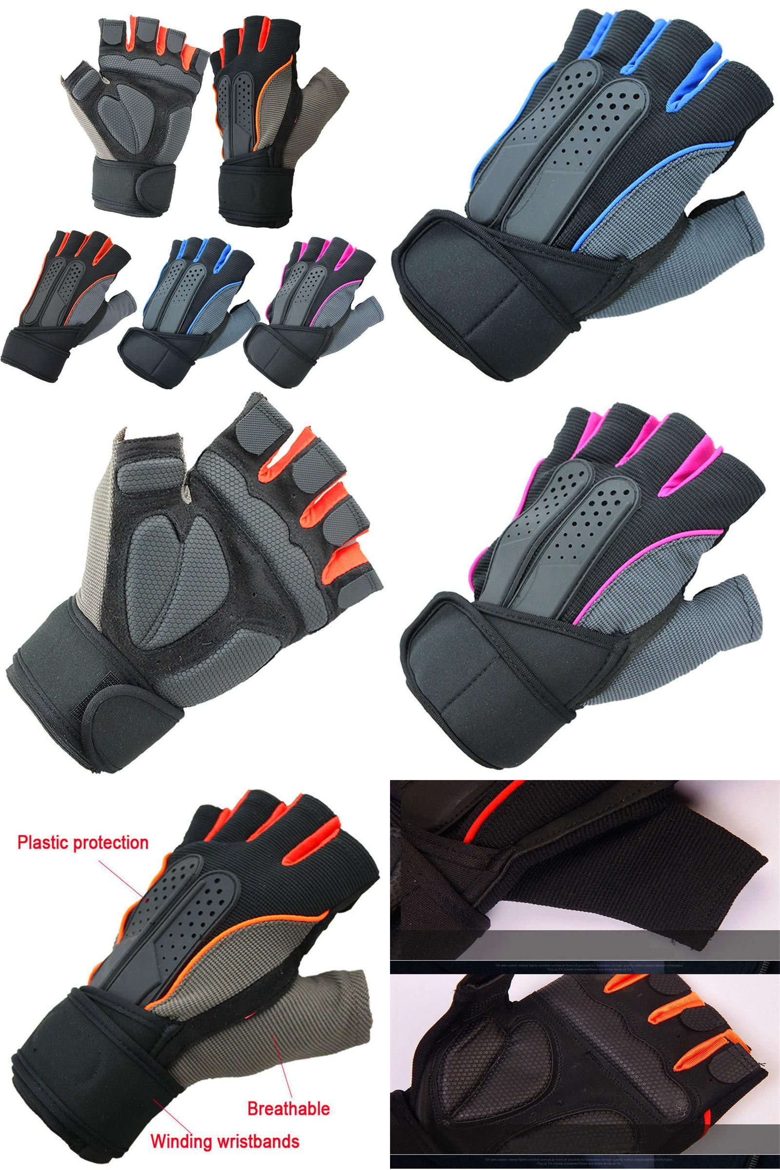 Motorcycle gloves xl -  Visit To Buy New Arrival Unisex Winter Motorcycle Gloves Half Finger Warm Guantes Motocross