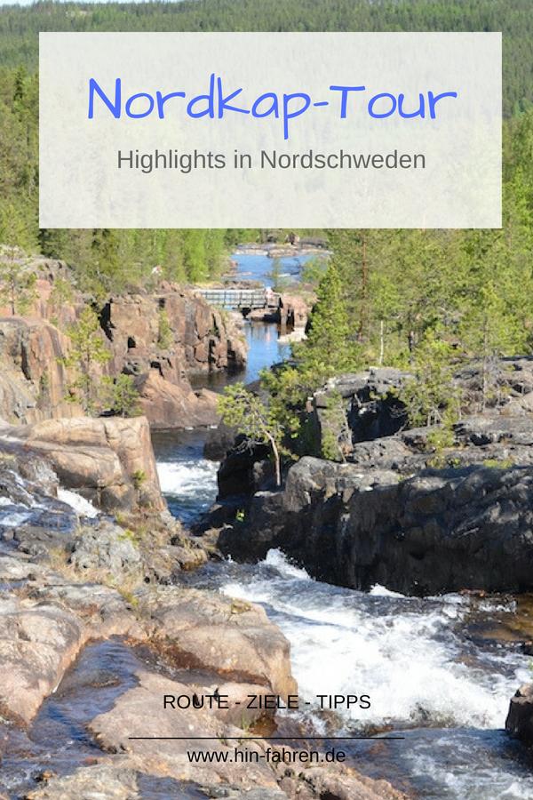 Photo of Nordschweden mit Wohnmobil: 5 Ziele & Route Nordkap-Tour