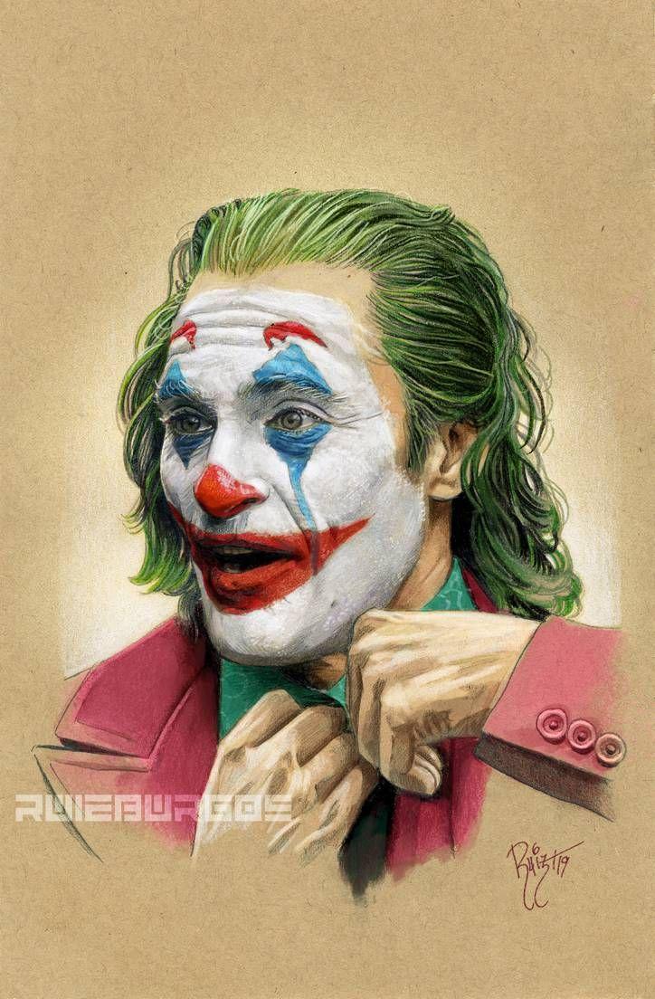 Joker 2019 by ruizburgos on deviantart joker drawings