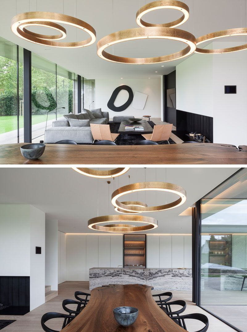 captivating dining room lighting | Dining Room Lighting Ideas – Use multiple fixtures over ...