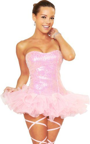 3WISHES Women\u0027s Sequin Ballerina Costume\u0027 Sexiest Halloween Costumes - sexiest halloween costume ideas