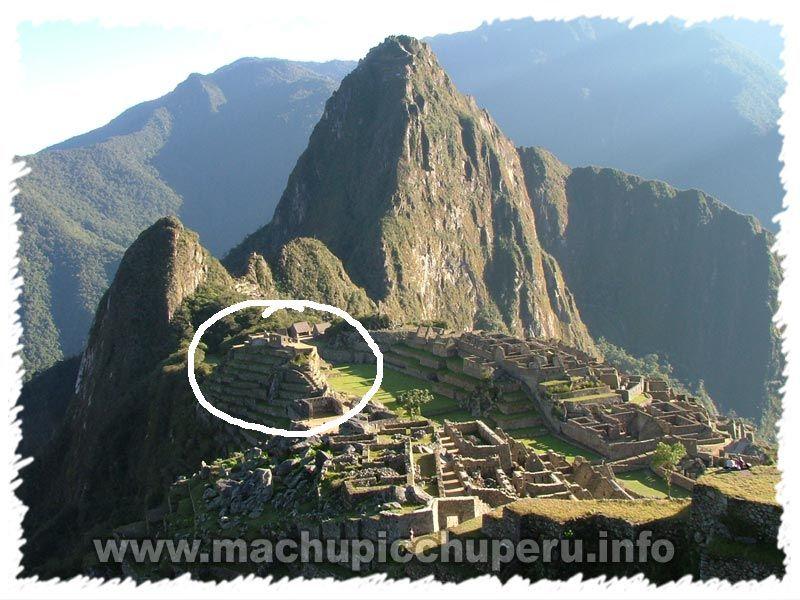 Intihuatana Pyramid
