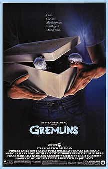 Gremlins Gremlins Scary Movies Horror Movie Posters