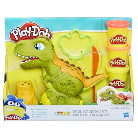 Free 2-day shipping on qualified orders over $35 Buy Play-doh Rex