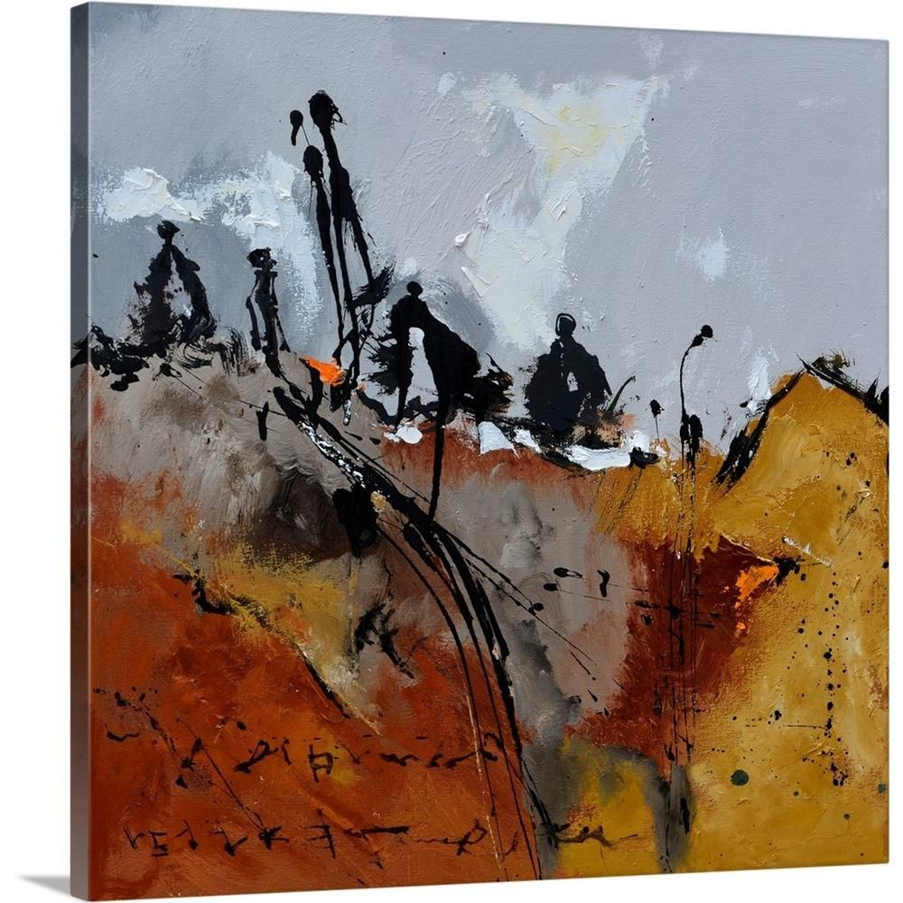 Greatbigcanvas Abstract 5561702 By Pol Ledent Canvas Wall Art