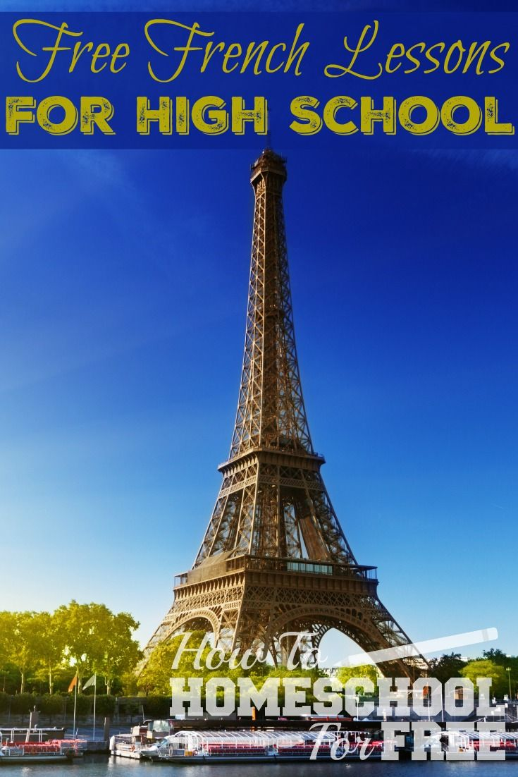 learn french in paris for free