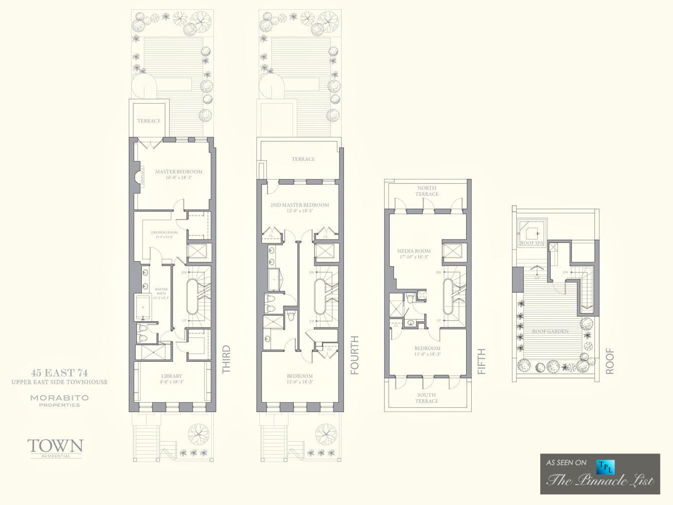 floor plan 26 million upper east side townhouse 45 east 74th floor plan 26 million upper east side townhouse 45 east 74th st new