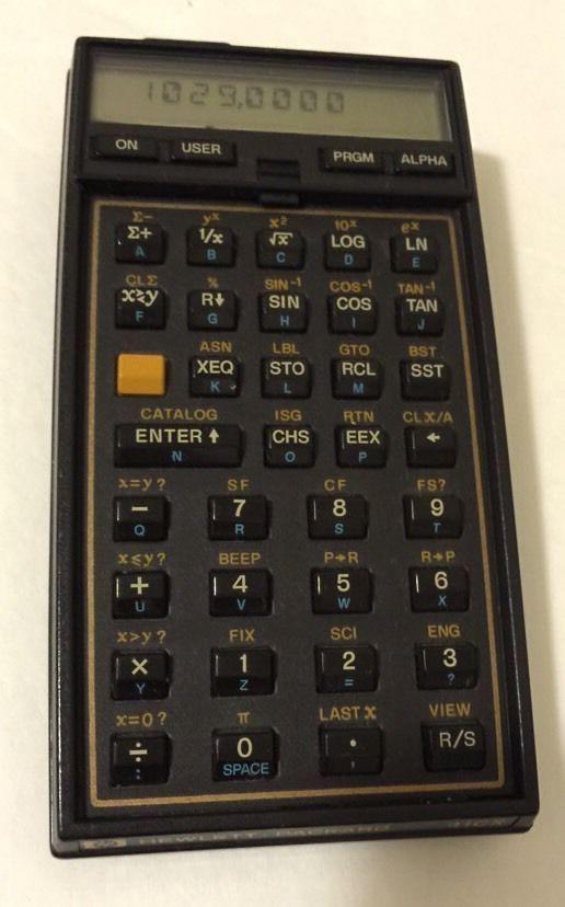 Hp 41cx Scientific Scientific Calculator 2 Hard To Find Modules Great Value Scientific Calculator Old Calculator Calculator