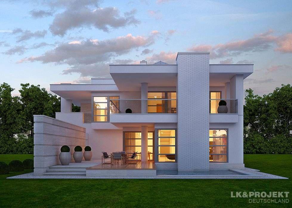 Photo of An elegant family home modern houses from lk & projekt gmbh modern | homify