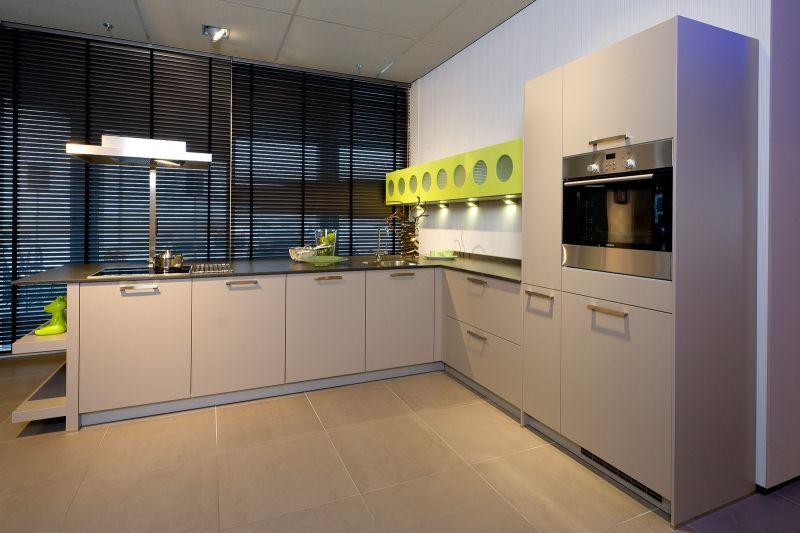Moderne Retro Keuken : Schuller c nova biella moderne retro keuken product in beeld