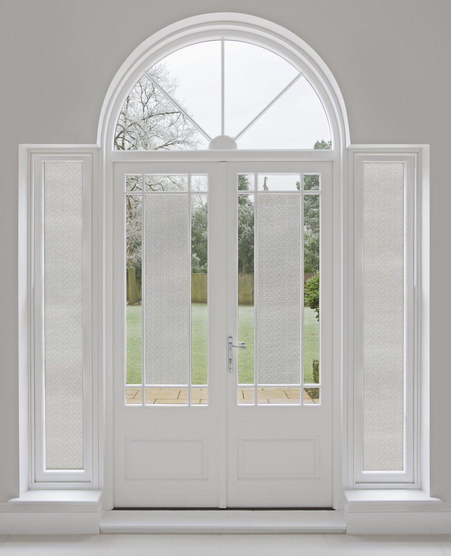Stained Glass Window Film For Shower Doors Glass Doors Pinterest
