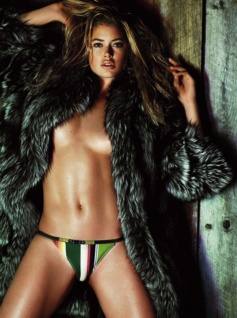 doutzen kroes if you ever wanted to play with doutzen