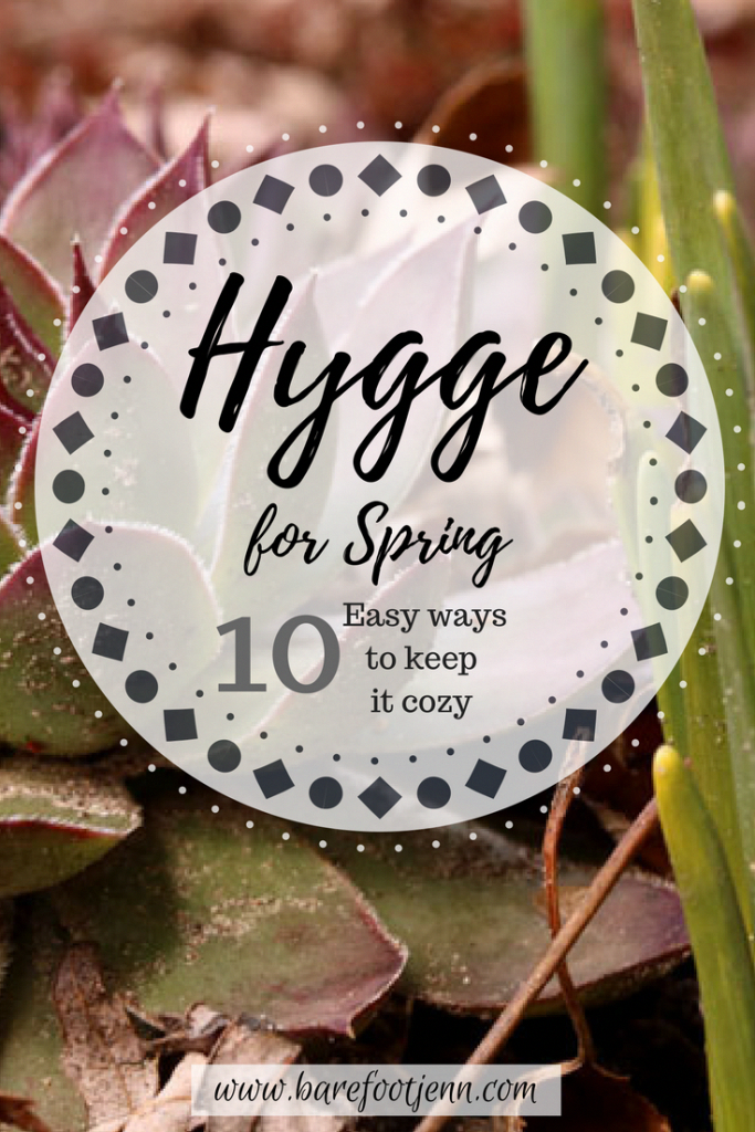 Photo of Hygge for Spring – we love that feeling that can't quite be described succinctly…